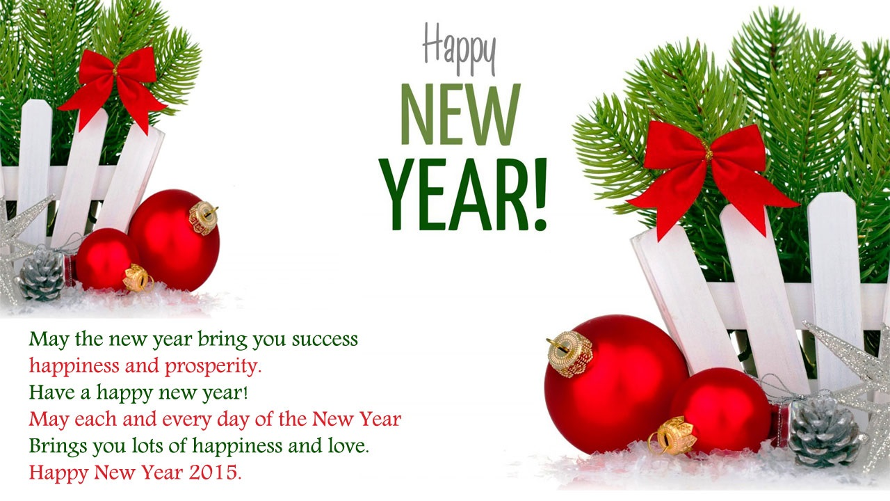 Top 8} New Year Greetings Wallpapers Pictures Images | Happy New ...