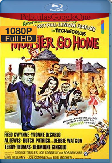 La herencia de los Munster (1966) BRRip [1080p] [Latino] [GoogleDrive]