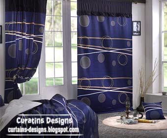 Boys curtains, Contemporary boys bedroom curtains designs ideas ...