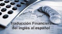 Curso traducción financiera (Oferta 30% descuento para nuestros lectores)