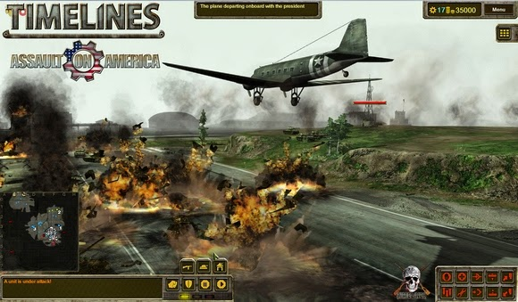 Timelines: Assault on America Screenshot 05
