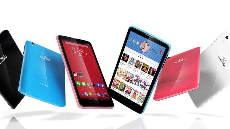 SpeedUp Pad Pop, Tablet Android dengan Desain Stylish