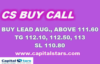 CapitalStars BUY CALL