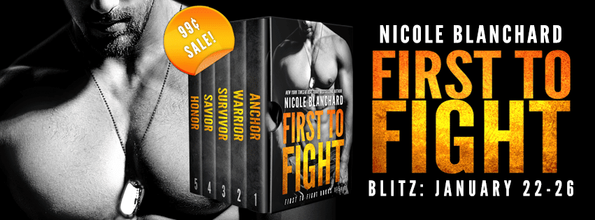 First To Fight Release Blitz #Giveaway