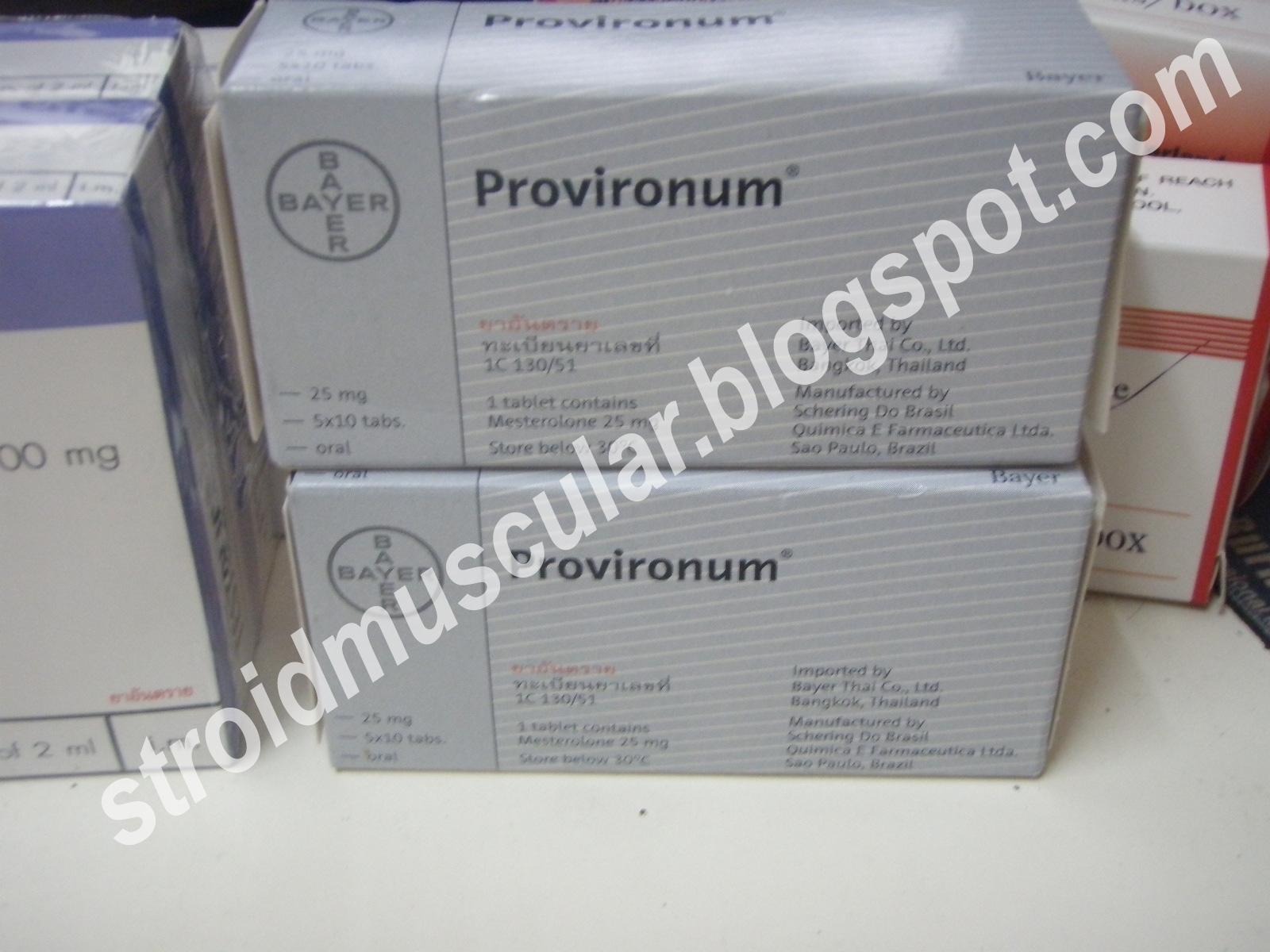 provironum
