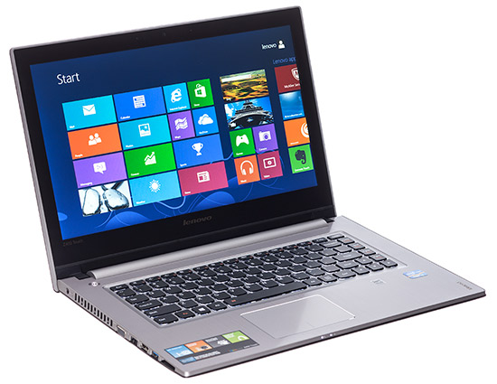 Lenovo IdeaPad Z400 Touch Laptop Review