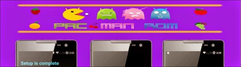 pacman custom rom Xiaomi redmi 1s