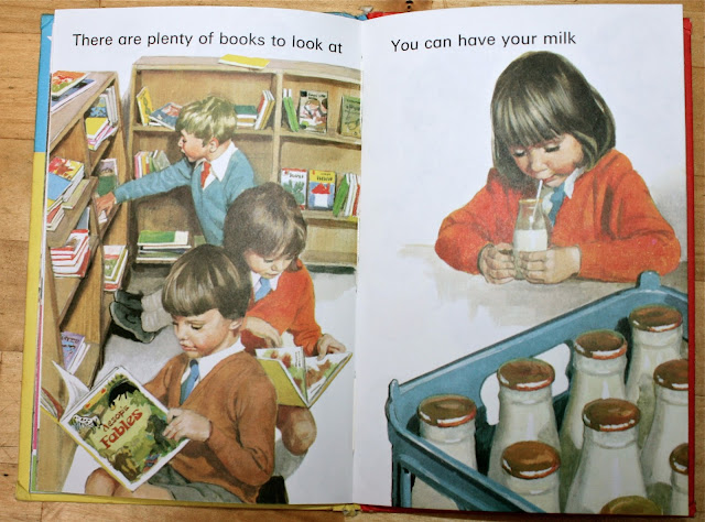 Ladybird Books - Starting School