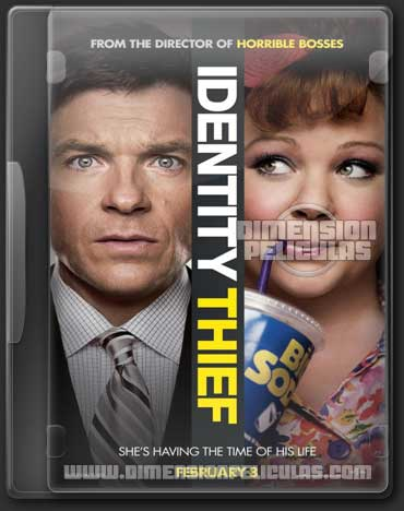 Identity Thief (DVDRip Inglés Subtitulada) (2013)
