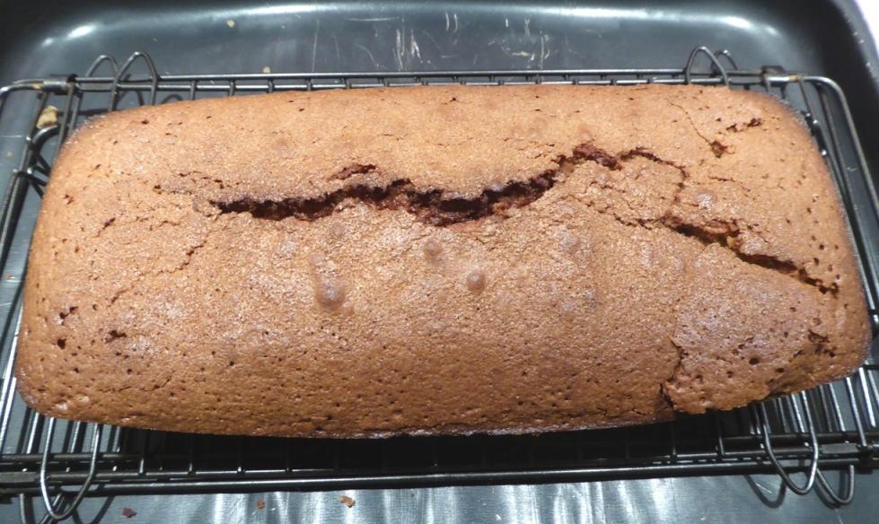 cake à la crème de marron sans gluten