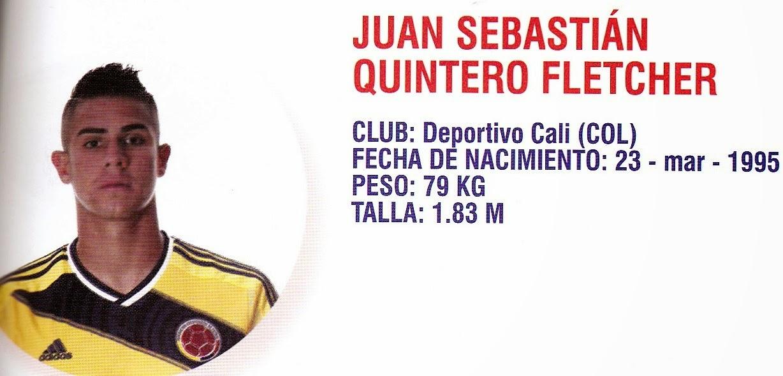 Juan Quintero, Deportivo Cali