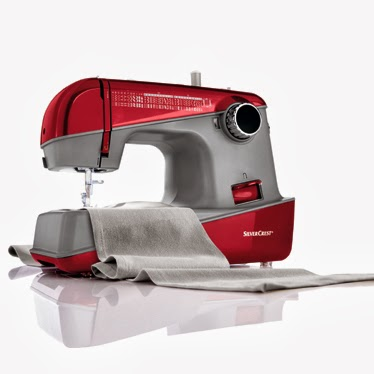 Maquina coser lidl