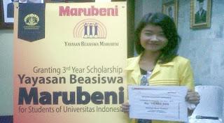 Mahasiswa terbaik indonesia 2014