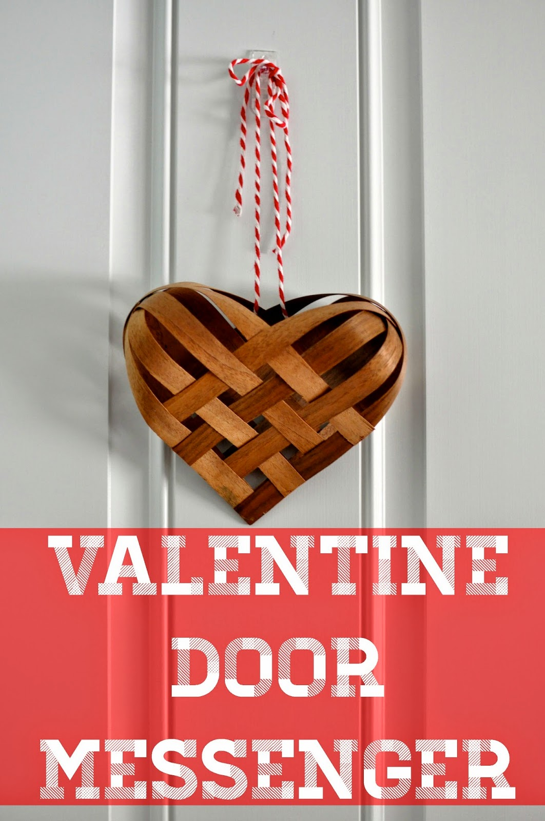 Valentine's Day Door Messenger