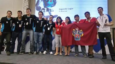 Estudiantes arequipeños obtienen premio por software de simulacion