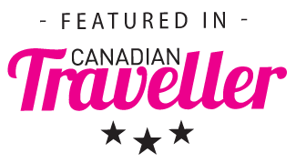 My Blog Featured in Canadian Traveller