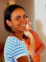 Genete Pereira Simões - irmã