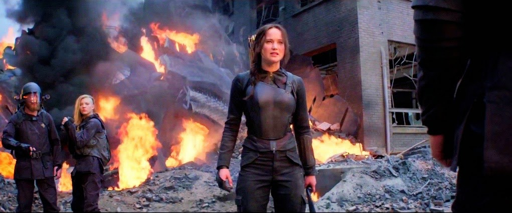 final mockingjay part one trailer hunger games