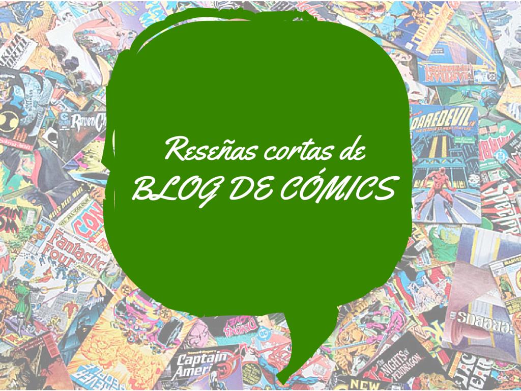 reseñas de comics