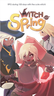 WitchSpring 1.31 Apk 1