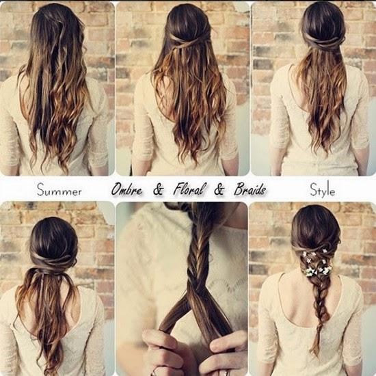 Peinados Para Extensiones Largas - Peinados con extensiones que se ven naturales y geniales