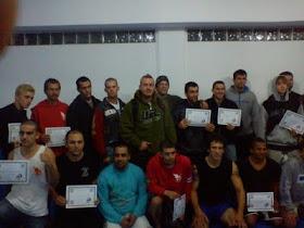 Formação de professores de luta olímpica