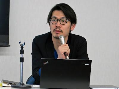 マンガボックス 川崎渉氏