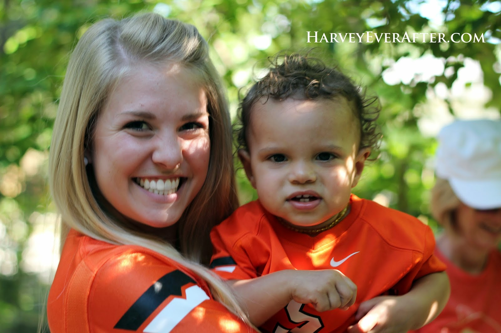 Aunt Kiley and Baby Prez at Lincoln Children's Zoo