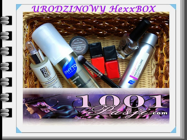 Urodzinowy HexxBox