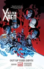 Cover of All-New X-Men Volume Three: Out of Their Depth