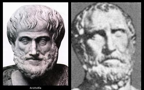 Aristotle & Zeno
