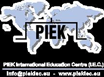 PIEK International blogger template