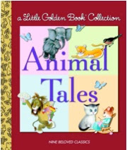 bookcover of Animal Tales by Golden Books Editors