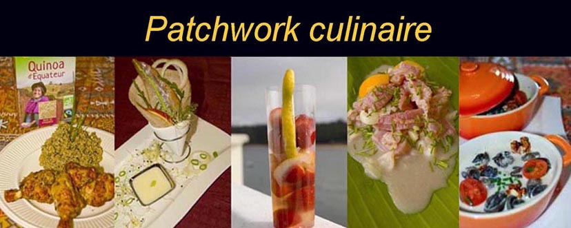 Patchwork culinaire