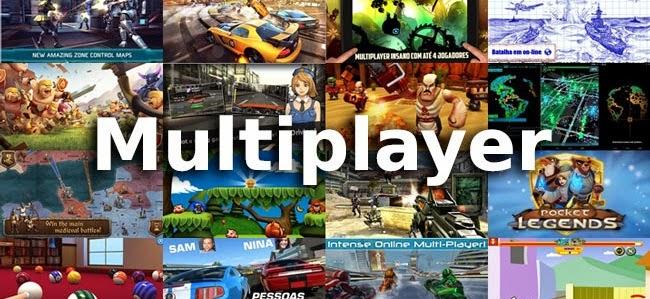 Os 17 Melhores Jogos Android Multiplayer de 2014.