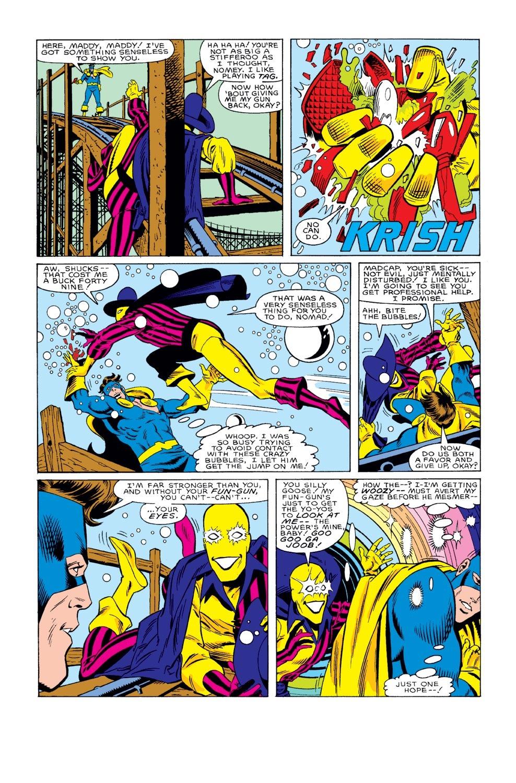 Captain America (1968) Issue #309 #237 - English 20
