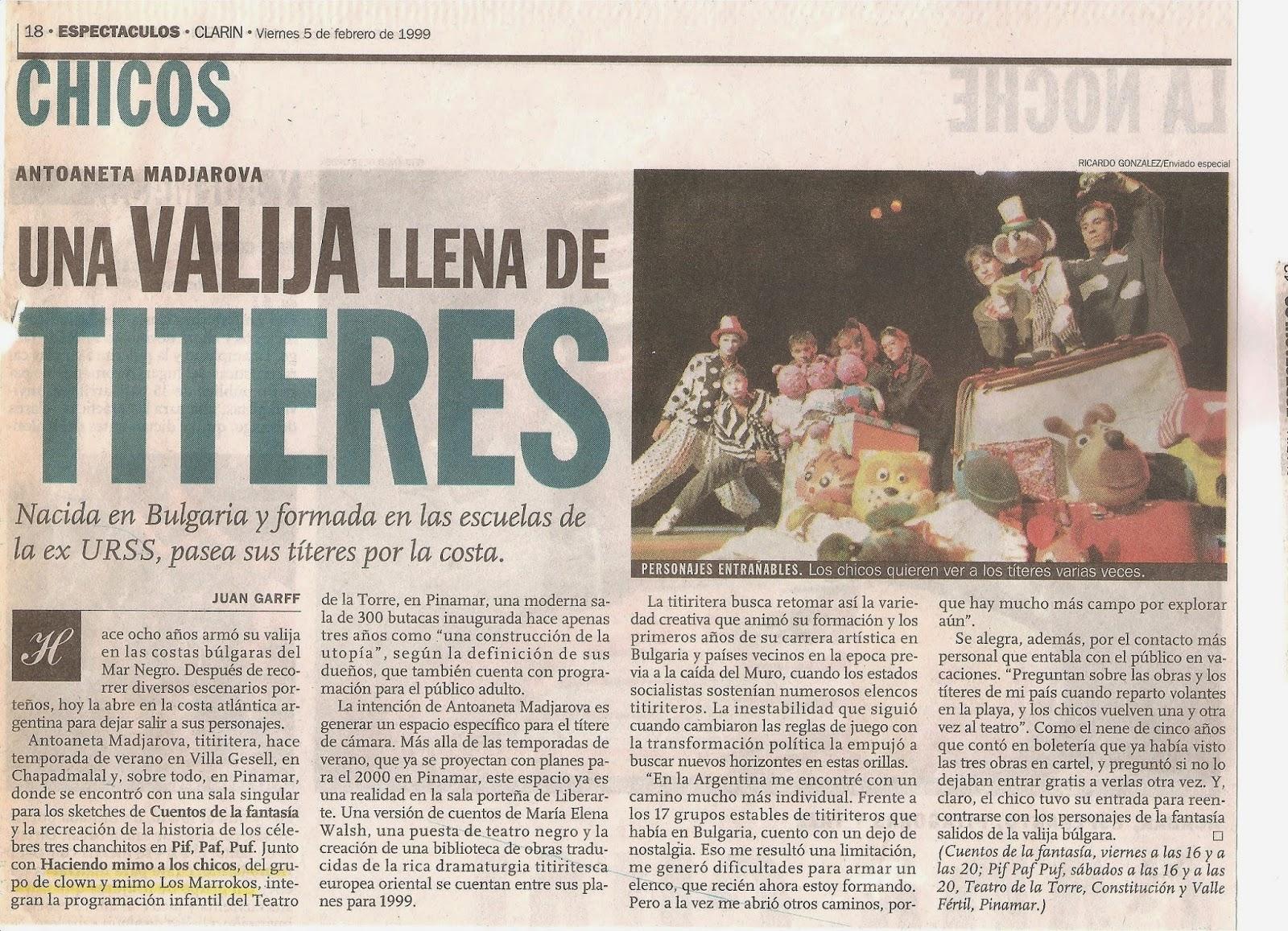 Pablo drigo marzo 2014 for Los espectaculos de hoy