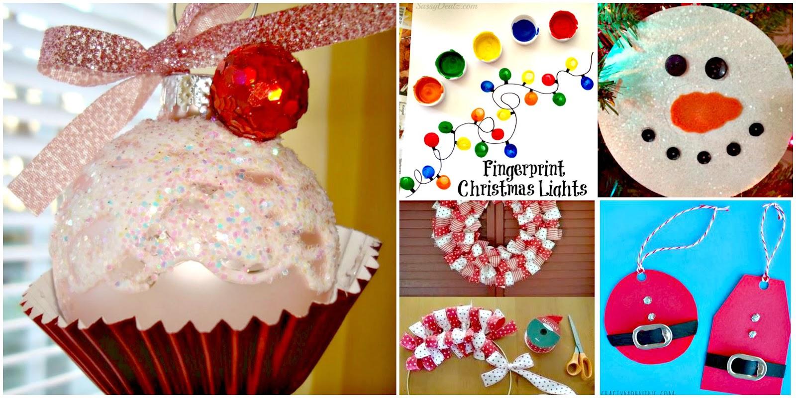 Reciclando con erika 10 ideas para navidad planea y - Como decorar mi porche en navidad ...