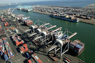 Shipping-Carriers Participate in Los-Angeles-Port