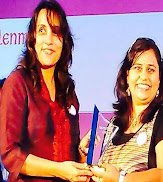 "Recepient of the Coveted ""VWoman Of The Year 2015"" Award"