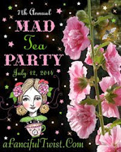 Mad Tea Party Invitation 2014