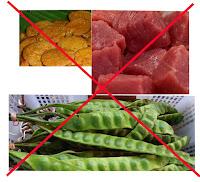 makan yang dapat menyebabkan bau mulut