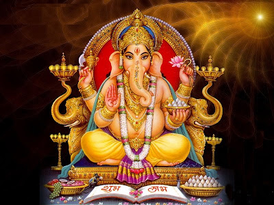 Lord Ganesh Pictures and Images for desktop wallpaper