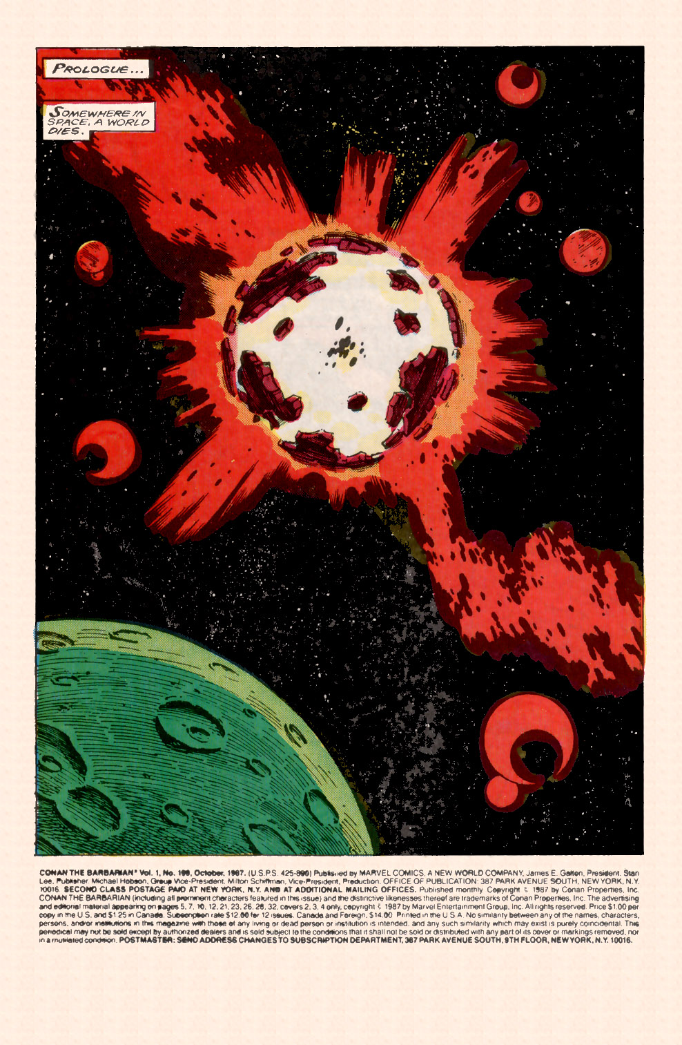 Conan the Barbarian (1970) Issue #199 #211 - English 2