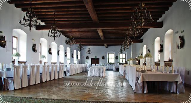 Pokrowce na krzesła wesele Brzeg
