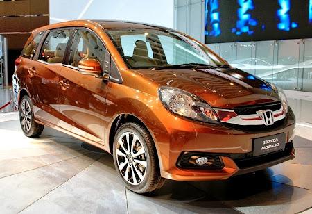 Honda Mobilio. Majalah Otomotif Online