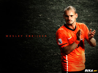 Wesley Sneijder Wallpaper