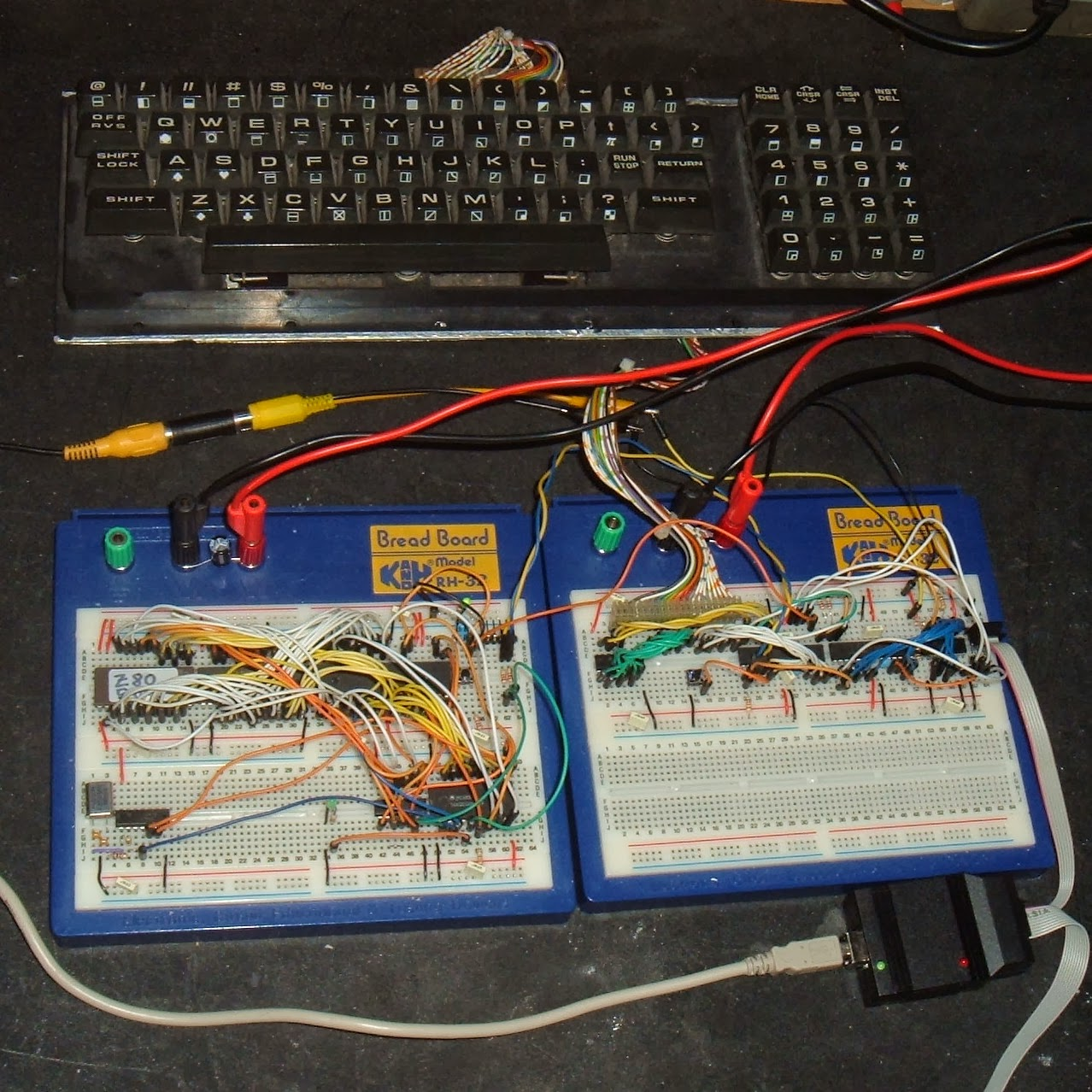 Tynemouth Software: Z80 Single Board Computer (Pet Project Part 3)