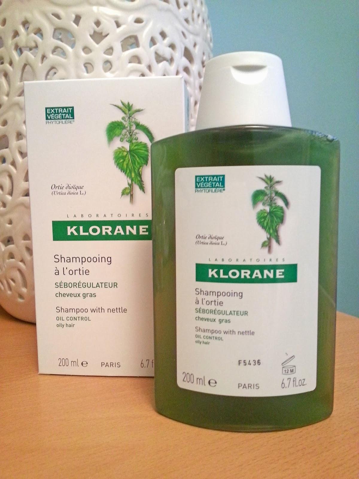Klorane Nettle Shampoo Review