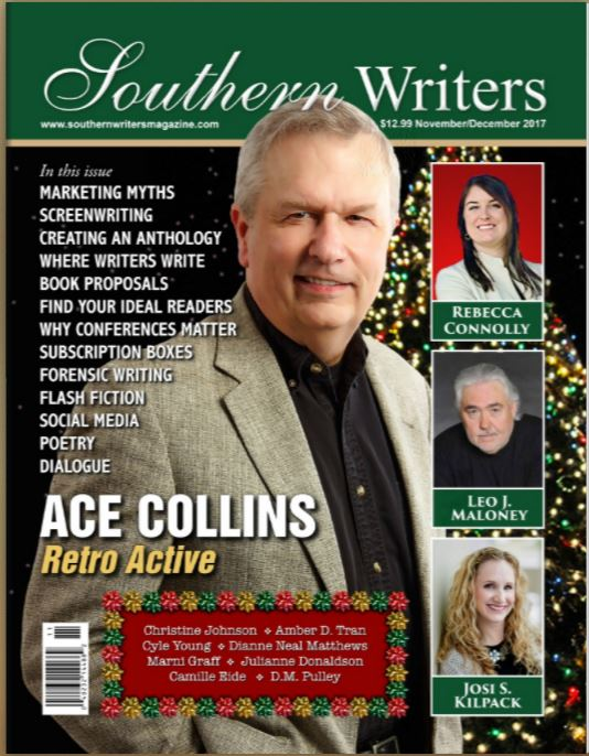 I'm a Southern Writers Featured Author